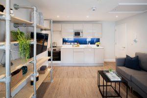 apartment in 50 park street